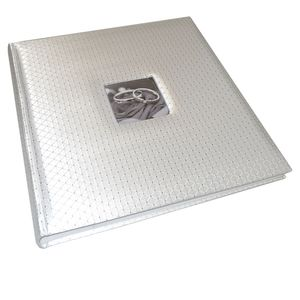 Walther Glamour Traditional Wedding Photo Album - 60 Sides