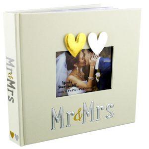 Mr and Mrs Slip In 6x4 Photo Album