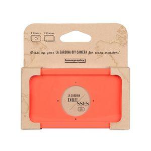 Lomography La Sardina Orange Soda Dress Case