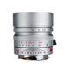 Leica M 50mm F1.4 Summilux Asph 6-bit Silver Lens 11892