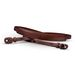 Leica Leather Carrying Strap - Vintage Brown