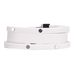 Leica T-Neck Silicon White Camera Strap 18812