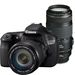 Canon EOS 60D Digital SLR Camera with 17-85 IS Lens and 70-300 IS Lens Kit