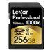 Lexar Professional 256GB 1000x SDHC UHS-II Memory Card