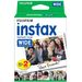 Fujifilm Instax Wide Instant Film - Twin Pack (20 Photos)