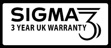 sigma 3 year extended warranty